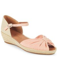 Gentle Souls - By Kenneth Cole Ankle-strap Espadrilles - Lyst