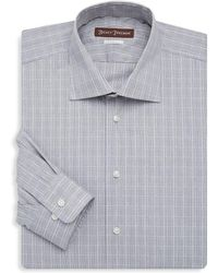 Hickey Freeman - Classic-fit Dress Shirt - Lyst