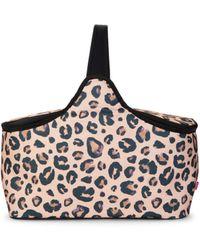 MYTAGALONGS Leopard Insulated Cooler Bag - Multicolour