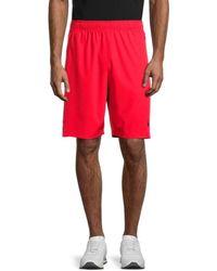 Spyder - Men's Drawstring Shorts - Red - Size M - Lyst