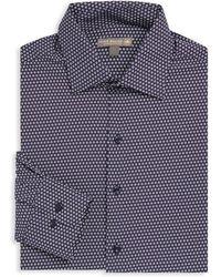 Peter Millar - Chex Print Shirt - Lyst