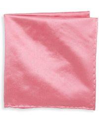 Brioni - Silk Pocket Square - Lyst