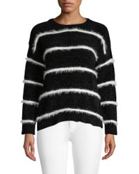 Workshop - Classic Striped Sweater - Lyst