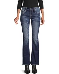 Miss Me Chloe Bootcut Jeans - Blue