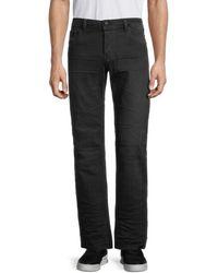 DIESEL Zatiny Regular Bootcut-fit Jeans - Black