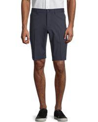 J.Lindeberg Men's Somle Golf Shorts - Egyptian Blue - Size 38