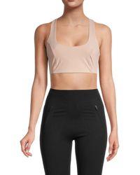 Vimmia Women's T-back Sports Bra - Windsor Black - Size L