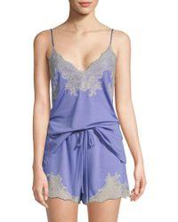 Natori - Lace Pyjama Set - Lyst