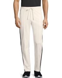 Vince Drawstring Track Trousers - Natural