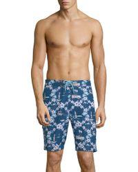 Tommy Bahama - Baja Beach Boulevard Swim Shorts - Lyst