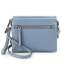 Vince Camuto - Codec Leather Crossbody Bag - Lyst