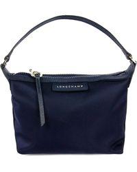 Longchamp Le Pliage Neo Small Shoulder Bag - Blue
