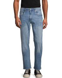 Buffalo David Bitton Ash X Slim Stretch Jeans - Blue