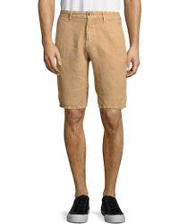 Original Paperbacks - Havana Linen Shorts - Lyst