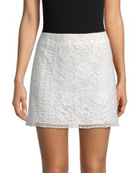 Club Monaco Pandara Lace Skirt - Multicolour