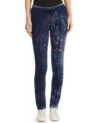 Cotton Citizen - Milan Cotton Jogger Pants - Lyst