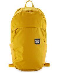 Herschel Supply Co. Medium Mammoth Nylon Backpack - Yellow