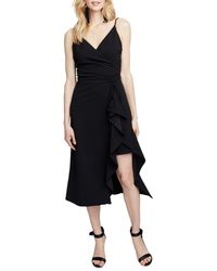 RACHEL Rachel Roy Amelie Sleeveless Dress - Black
