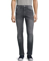 Hudson Jeans Relaxed-fit Skinny Jeans - Multicolour