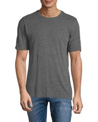 Zadig & Voltaire - Tobby Chine Cotton-blend Tee - Lyst