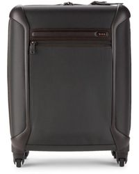 Tumi Lightweight International Carry-on Suitcase - Gray Brown