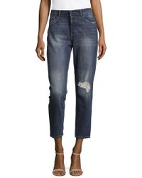 DL1961 - Goldie High-rise Jeans - Lyst