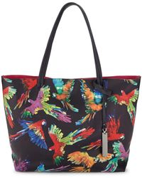 Vince Camuto - Maro Printed Tote Bag - Lyst