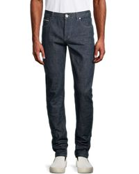 Loro Piana Relaxed-fit Jeans - Black