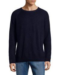 Vince - Raglan Crewneck Sweater - Lyst