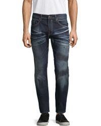 Buffalo David Bitton Six-x Slim Jeans - Blue