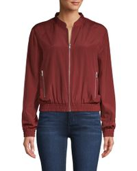 Likely Classic Full-zip Jacket - Red
