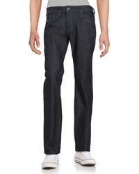 DIESEL Zatiny 88z Bootcut Jeans - Blue