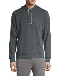 Threads For Thought - Men's Long-sleeve Hoodie - Midnight - Size M - Lyst