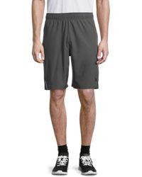 Spyder Drawstring Shorts - Grey