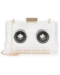 Circus by Sam Edelman - Cassette Frame Crossbody Bag - Lyst