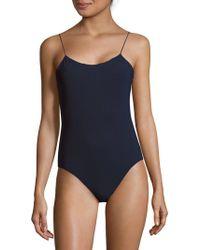 Tibi - Stretch Kate Bodysuit - Lyst