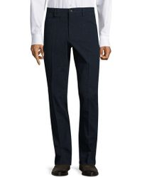 Michael Kors - Slim Seersucker Trousers - Lyst