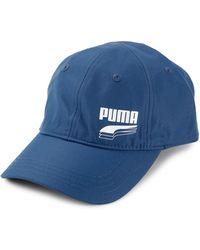 PUMA Baseball Cap - Blue