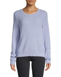 Eileen Fisher Knit Pullover - Blue