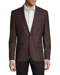 The Kooples - Classic Wool Jacket - Lyst