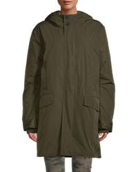 Zadig & Voltaire Karly 2-in-1 Parka & Puffer Jacket - Green