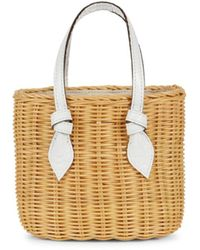 PAMELA MUNSON Women's The Bea Shoulder Bag - White