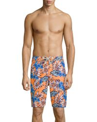 Tommy Bahama - Baja Best Fronds Swim Shorts - Lyst