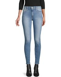 Joe's Jeans High-rise Skinny Jeans - Blue