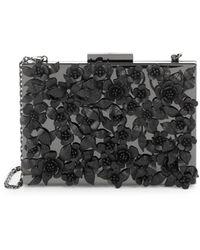Valentino - Minaudiere Floral Clutch - Lyst