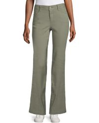Not Your Daughter's Jeans - Wylie Stretch-linen Trouser Jeans - Lyst