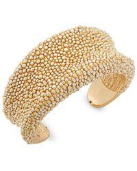 Roberto Coin - Stingray Bangle Bracelet - Lyst