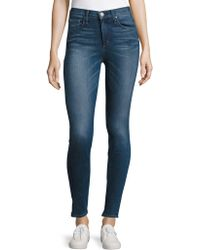 Mcguire - Newton Step Hem Skinny Jeans - Lyst