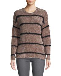 Workshop - Classic Striped Sweater - Lyst