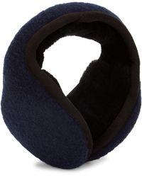 UGG Shearling-lined Earmuffs - Multicolour